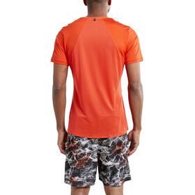 Craft Vent T-shirt à maille Homme, fiesta